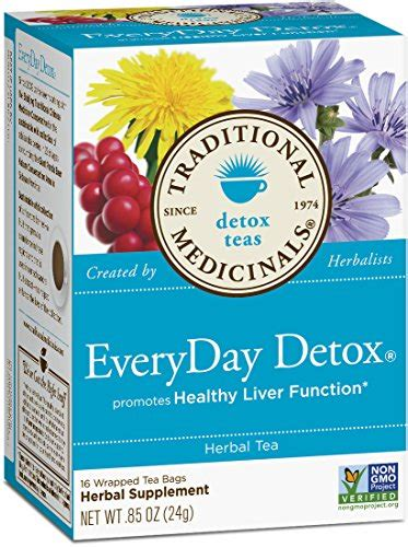 Traditional Medicinals Lemon Everyday Detox Tea Reviews by Best Detox Tea For Weight Loss Top 10 Slimming Teas Review
