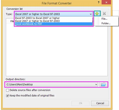 excel file layout how to quickly convert xlsx file to xls or pdf file