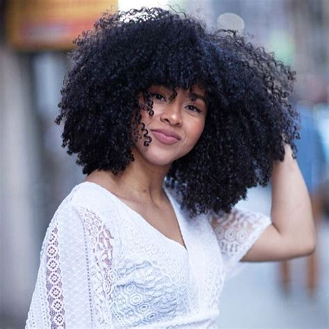 Hairstyles For Black Curly Thick Hair by 22192 Best Images About Hair Styles On