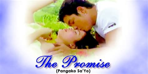 philippine film the promise varidade de vie favorite filipino drama series movies