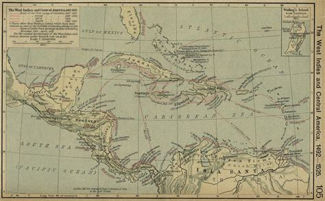 ancient american map ancient america map