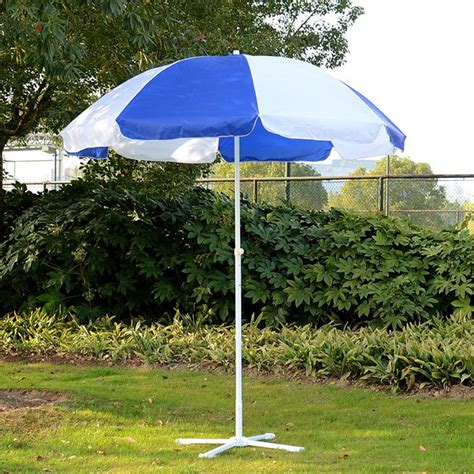 blue and white patio umbrella large outdoor umbrellas white blue orange white 24 m white umbrella advertising umbrella