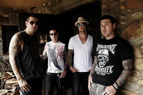 Avenged Sevenfold Announces New Album Hail To The King Avenged Sevenfold