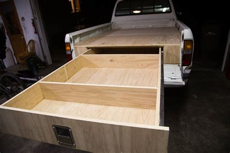 truck bed drawer system tacoma toyota tacoma truck 6 home design garden architecture