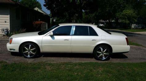 2003 Cadillac Rims by Buy Used 2003 Cadillac Custom W 20 In Rims In