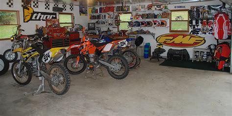 Dirt Bike Garage by Motoworship Bike Garage Gallery Vol 1 35 Pics