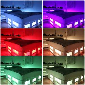 How To Make A Platform Bed Frame Plans by 1000 Images About My Pallet Bed With Led On Pinterest