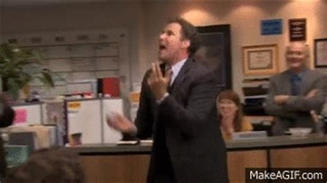 the office deangelo vickers juggles on make a gif
