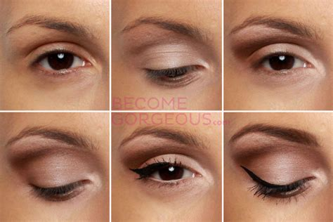 eye classics at the classic pin up makeup tutorial video