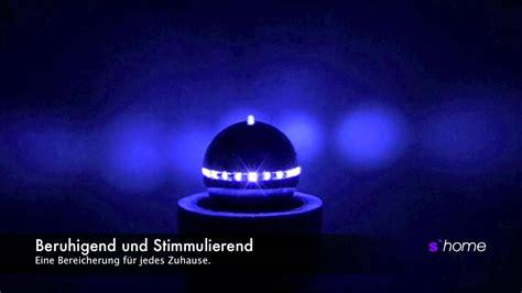 s home fountain zimmerbrunnen mit led beleuchtung licht