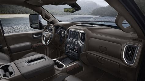 2020 Gmc Hd Interior by The Handsome 2020 Gmc Heavy Duty Is Here To Help