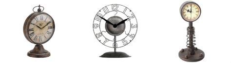 orologio tavolo design westwing orologi da tavolo il tempo senza tempo