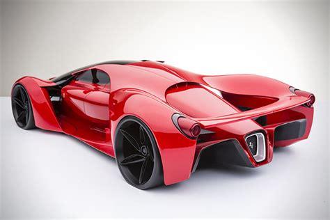 Ferrari F80 Supercar Concept   HiConsumption
