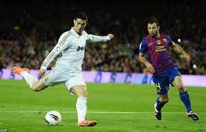soccer 2012 highest score cristiano ronaldo hits milestone as real madrid forward