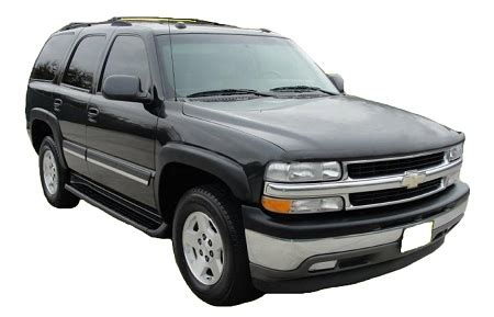chevrolet tahoe factory style fender flares