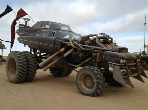 cars  fury road  work  progress madmax