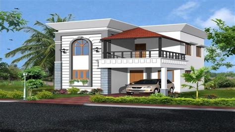 india duplex house design modern duplex house designs