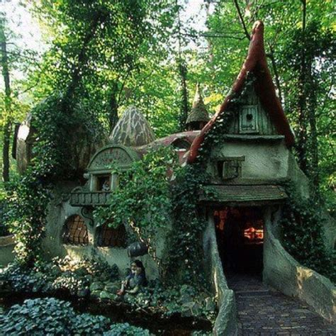 forest house efteling the netherlands no place like