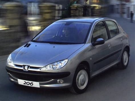 peugeot 206 xt peugeot 206 xt 1 6 photos and comments picautos com