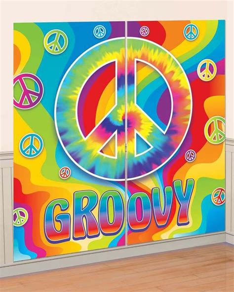 60s theme decorations 71 best hippie images on