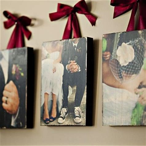 How To Decoupage Photos Onto Wood - decoupage onto wood for the home