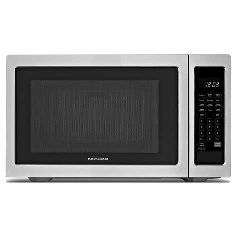 Sears Countertop Microwave by Ge Profile Series Peb1590smss 1 5 Cu Ft Countertop