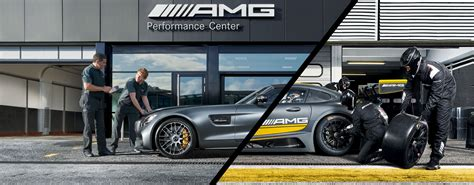 Mercedes Nj by Mercedes Amg Performance Center In Nj