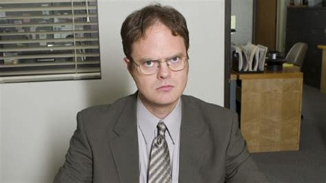 Dwight Schrute Of The Office Has A Weblog My all of your emotions told by dwight schrute