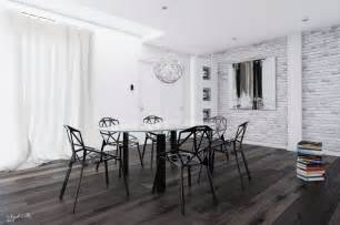 Black And White Dining Rooms by Black Amp White Interiors