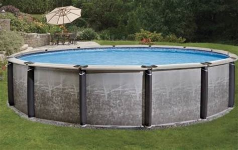 Piscine Hors Sol Metal 506 by Piscine En R 233 Sine Piscines Funtime Pools Spa