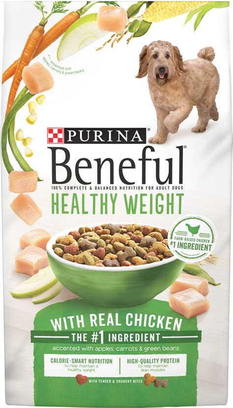 is beneful a food purina beneful healthy weight with real chicken food 31 1 lb bag chewy