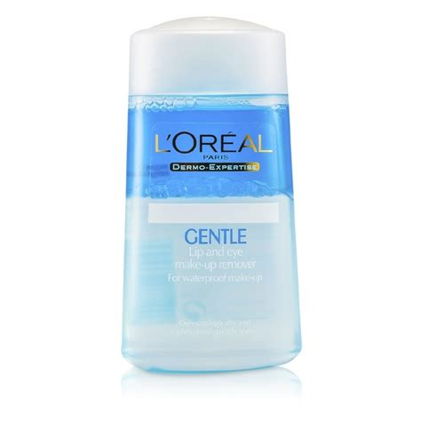 L Oreal Dex Gentle Lip Eye Make Up Remover 125ml 100 Original l oreal new zealand dermo expertise gentle lip and eye make up remover by l oreal fresh
