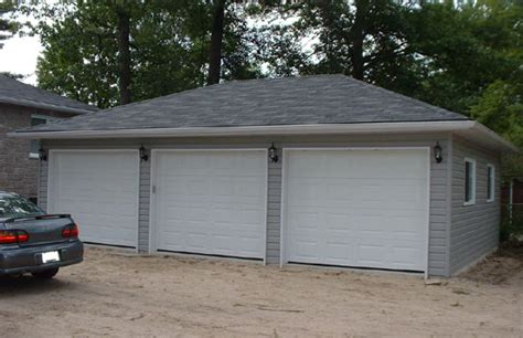 Free Standing Garage by Construction Company Gallery