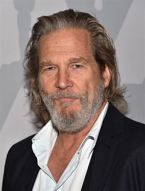 jeff bridges jeff bridges shaved his beard for the first time in