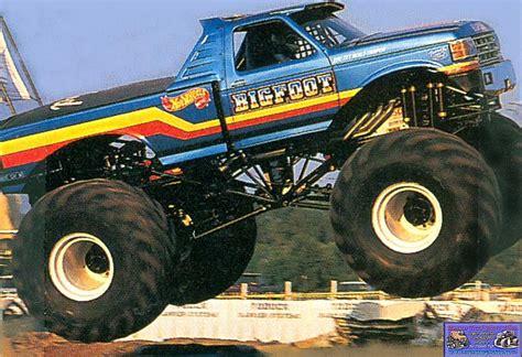 bigfoot 10 monster truck monster truck photo album