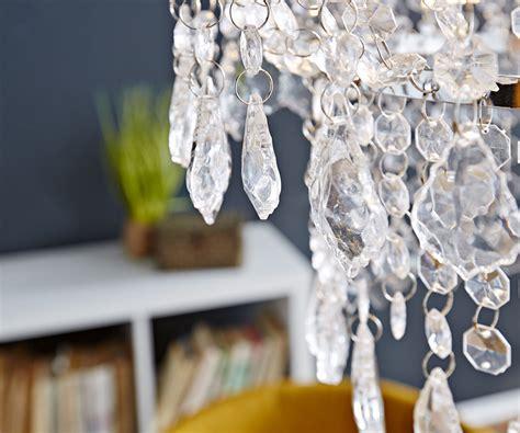 Kronleuchter Acrylglas by Kronleuchter Royal 40 Cm Transparent Acrylglas M 246 Bel