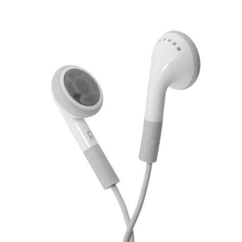 Headset Earphone Iphone 456 Non Original apple earphones stereo headset with mic a4c