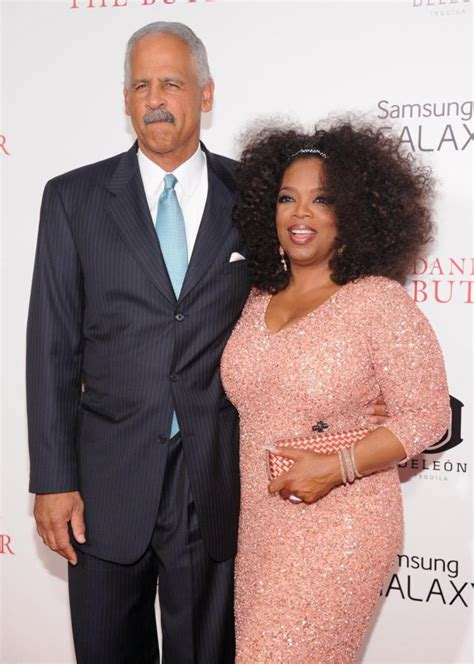 Oprah Is Breaking Up With Stedman by Lighter Oprah Winfrey Says She Can Now Straddle Stedman