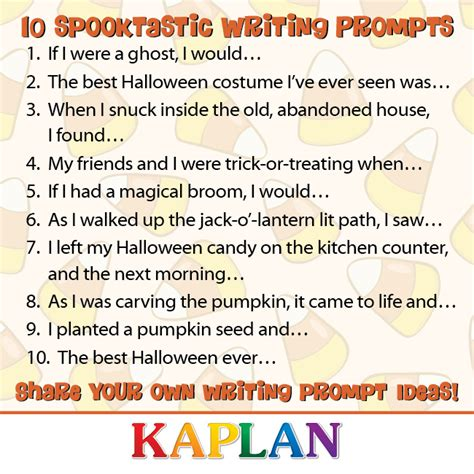 halloween story themes halloween equals writing prompts galore