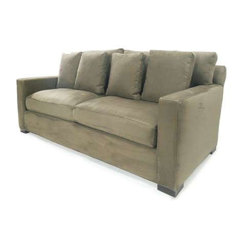 crate barrel sofa 72 off crate and barrel crate barrel axis ii seat