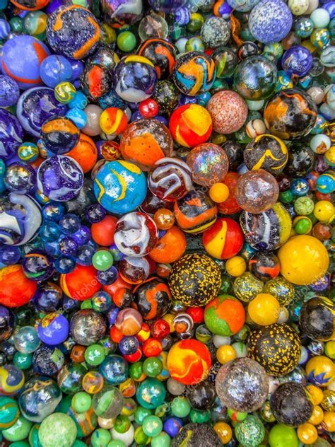 colorful marbles background of marbles color diversity stock photo
