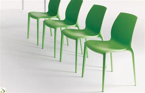 sedie da giardino plastica sedia da esterno impilabile hidra di bontempi arredo