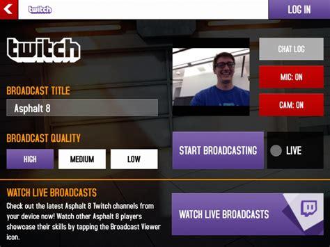 live login mobile twitch le arrive dans les jeux mobiles avec