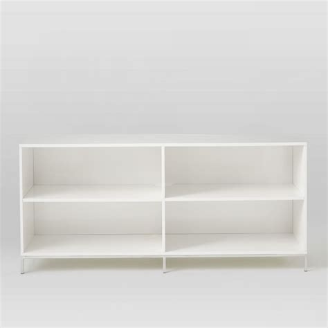bookcases ideas recommended white lacquer bookcase crate