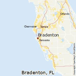 best places to live in bradenton florida