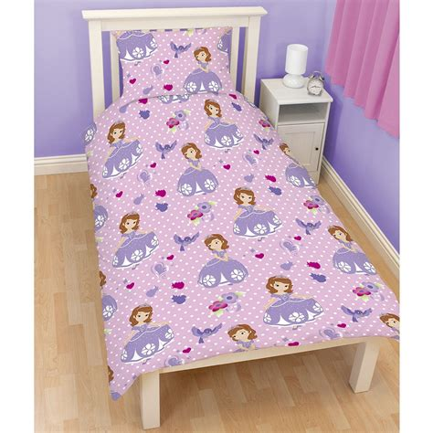princess sofia bedroom disney princess sofia the first duvet cover new