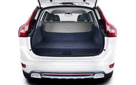 High Mileage Crossover by 2012 Detroit Volvo Xc60 Phev Concept Is High Mileage
