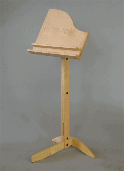 Handmade Wooden Stand - rockport handcrafted wooden stand