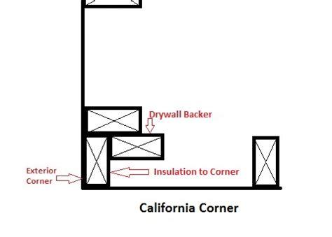 How To Build An Armchair California Corner And Energy Savings Advanced Framing
