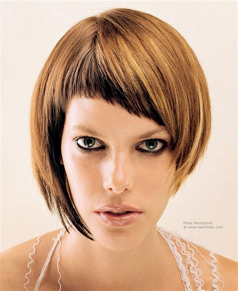 bob haircuts that cut shorter on one side bob hairstyle with one short and one long side